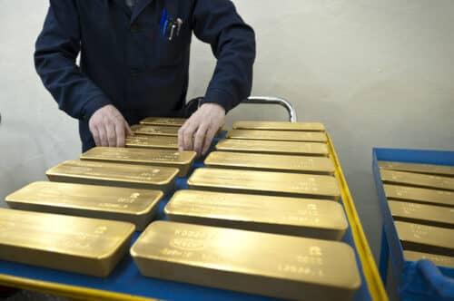 золото России запасы