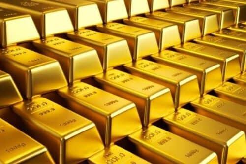 Золотовалютные запасы России и стран