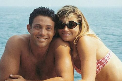 Джордан Белфорт и жена Надин